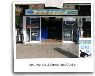 The Base Shopfront