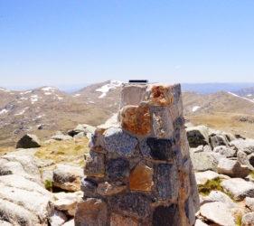 Hiking Mt Kosciuszko