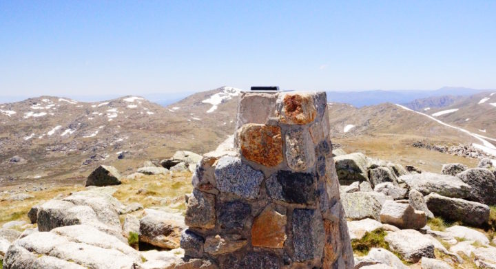 Hiking Mt Kosciuszko